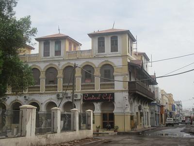 024_Djibouti Ville  Bâtiment Colonial