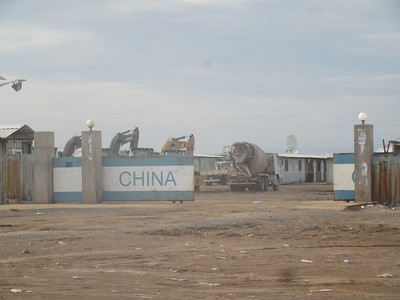 042_Djibouti Ville  Beaucoup d'investissements Chinois