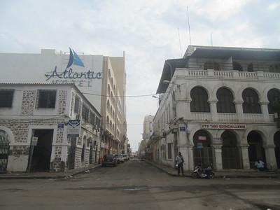023_Djibouti Ville  Bâtiments Coloniaux