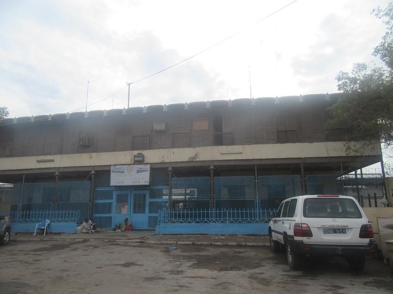 018_Djibouti Ville  Ancienne gare de Chemin de Fer Éthiopie-Djibouti