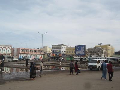 032_Djibouti Ville  Place Rimbaud ou Place Mahmoud Harbi ou Place du Marché