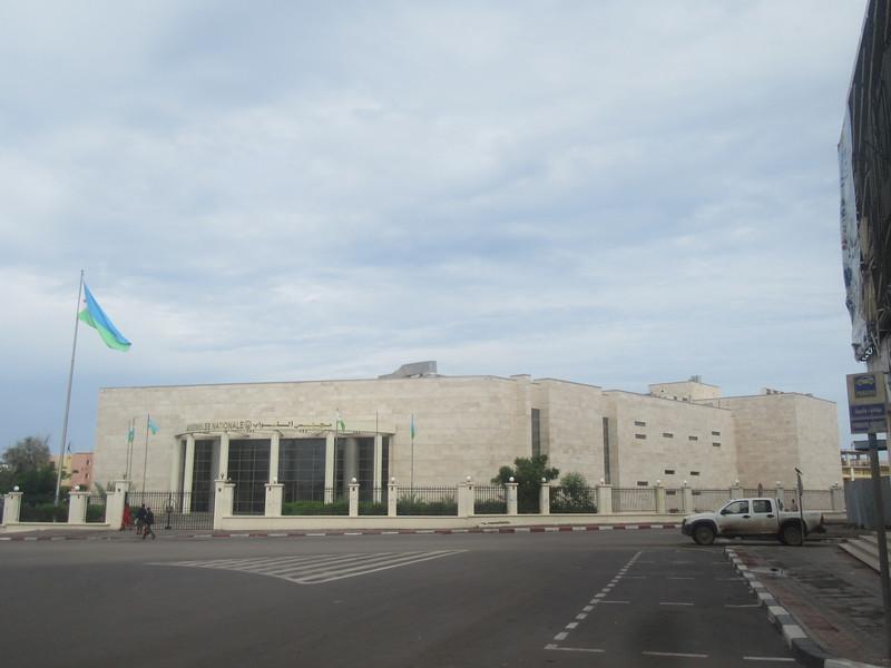 022_Djibouti Ville  L'Assemblée Nationale