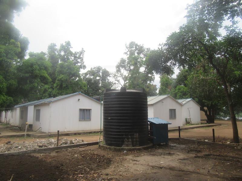 027_South Sudan  Juba  Safari Wing Oasis  A Compound