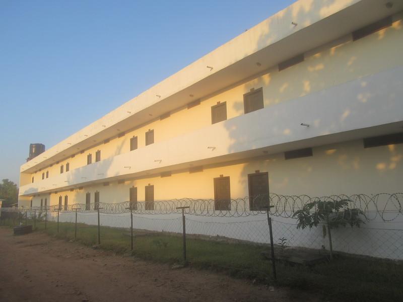 025_South Sudan  Juba  Safari Wing Oasis  A Compound