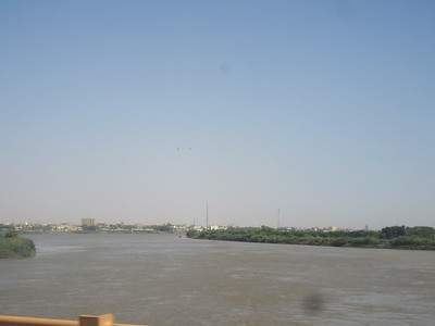 009_Khartoum  Nile Confluence (Blue Nile and White Nile)