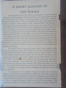 032_Khartoum  Sudan National Museum