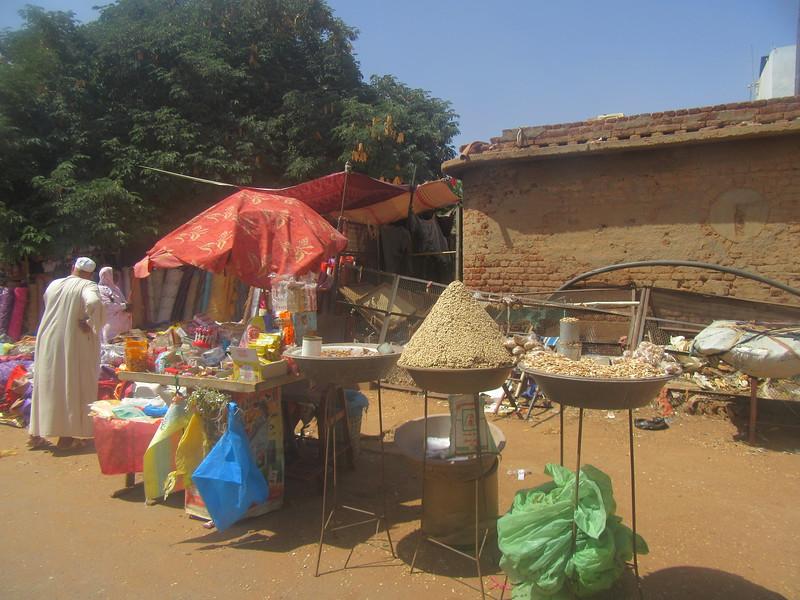 019_Khartoum  Omdurman  Old Souq Market