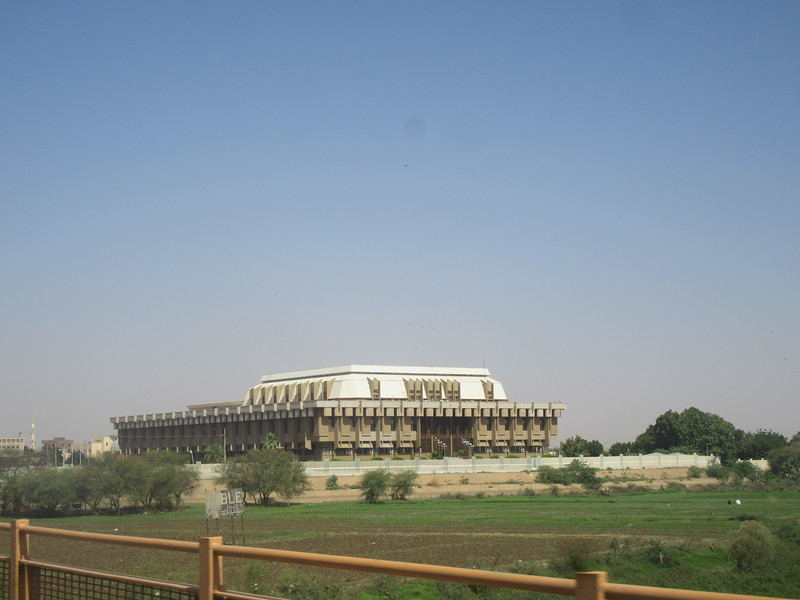010_Khartoum  Omdurman  National Assembly