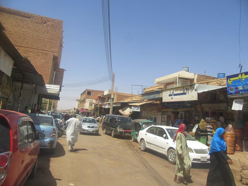017_Khartoum  Omdurman  Old Souq Market