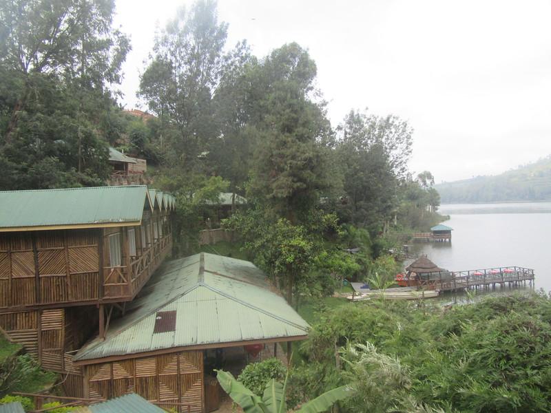 010_Lake Bunyonyi  Bunyonyi Overland Resort