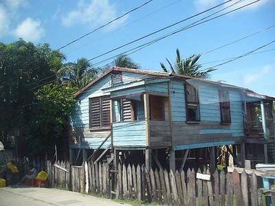 021_Belize_City_Colonial_Building