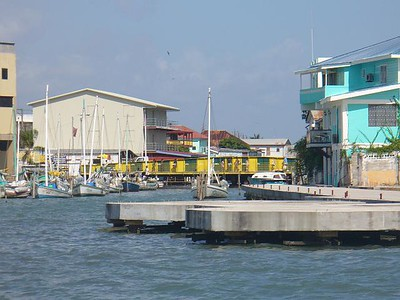 009_Belize_City_Haulover_Creek