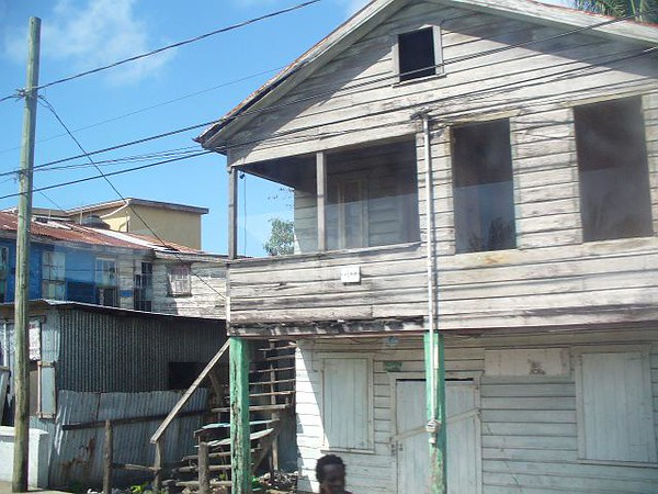 022_Belize_City_Colonial_Building