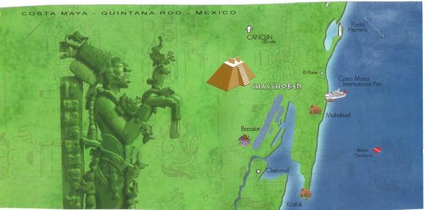 003_Costa Maya_Map