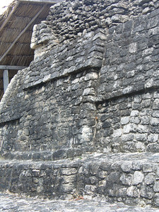029_Chacchoben_Wall_Construction