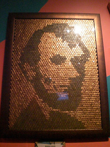 041_Orlando_Rypley's Believe It or Not_Abraham Lincoln made of One Cent Money