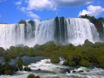21 Iguacu Falls, CD Helicopter Tour, Garganta do Diablo