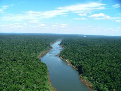 09 Iguacu Falls, CD Helicopter Tour