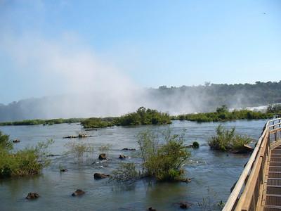 28 Iguacu Falls, Garganta do Diablo