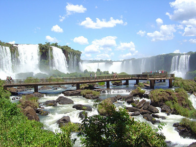 20 Iguacu Falls, CD Helicopter Tour, Garganta do Diablo