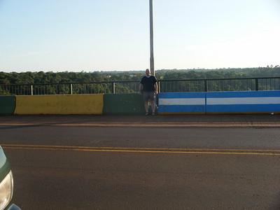 06 Ponte Presidente Tancredo Neves on the Iguacu River, Border of Brasil and Argentina, JD