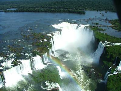 14 Iguacu Falls, CD Helicopter Tour, Garganta do Diablo
