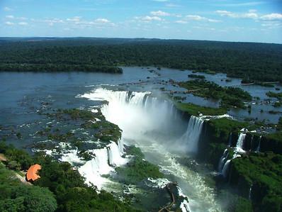 13 Iguacu Falls, CD Helicopter Tour, Garganta do Diablo