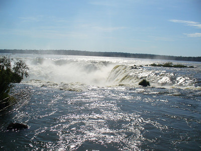 29 Iguacu Falls, Garganta do Diablo, Horseshoe shape Canyon