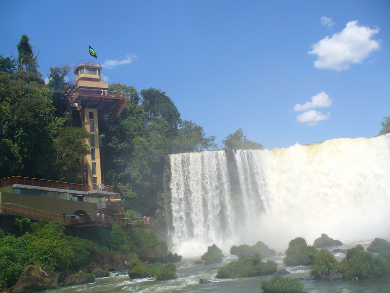 035 Iguacu Falls, Garganta do Diablo
