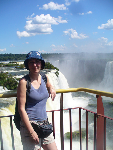 030 Iguacu Falls, Garganta do Diablo, Luce