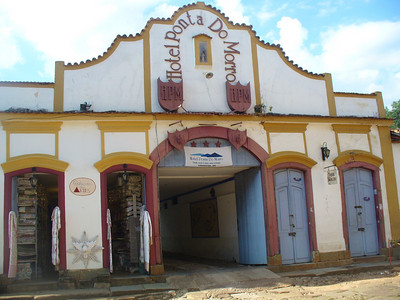 008 Tiradentes, Most houses and churches were built at the beginning of the 18th  C