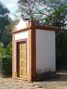 014 Tiradentes, Minas Gerais, Capela, A Chapel