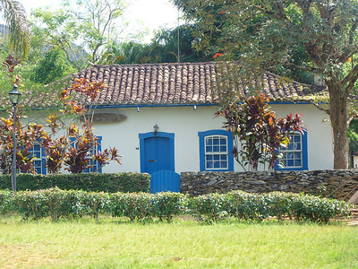 035 Tiradentes, Most houses and churches were built at the beginning of the 18th  C