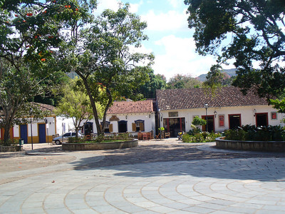 007 Tiradentes, Minas Gerais, Largo das Forras, Slaves used to be sold at an auction