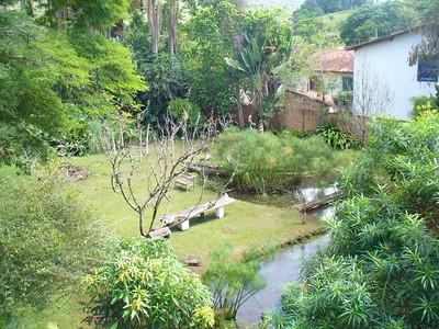 041 Tiradentes, Minas Gerais, Rua Direita, Inside Courtyard
