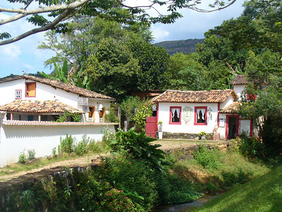 033 Tiradentes, Most houses and churches were built at the beginning of the 18th  C