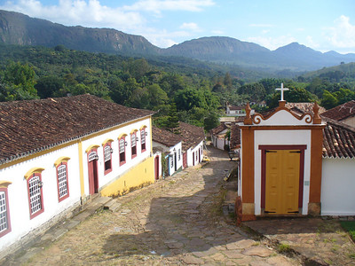 020 Tiradentes, Beginning of the 18th  C, A chapel