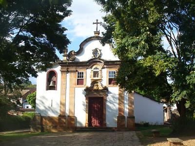 015 Tiradentes, Igreja de NS do Rosario dos Pretos, Built by and for the Black slaves, 1708