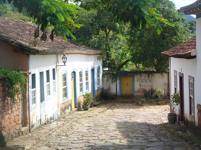 025 Tiradentes, Most houses and churches were built at the beginning of the 18th  C
