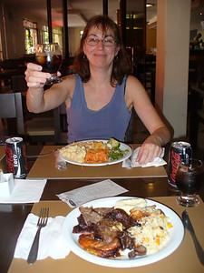 001 Minas Gerais, Self-Service Restaurant, Churrascaria, Luce