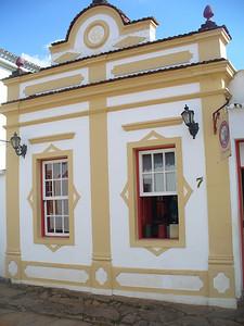 018 Tiradentes, Minas Gerais, Rua Direita, Houses beginning of the 18th  C