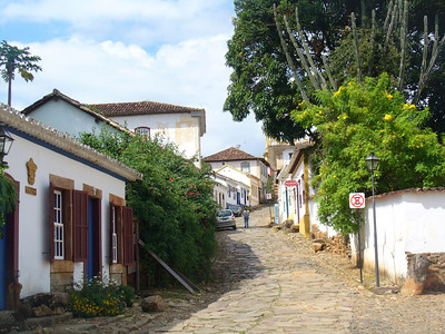 032 Tiradentes, Most houses and churches were built at the beginning of the 18th  C