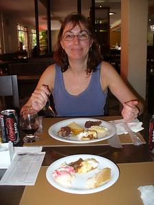 002 Minas Gerais, Self-Service Restaurant, Churrascaria, Luce