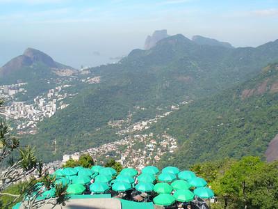 018 Rio De Janeiro, Corcovado Hill, Parque Nacional Da Tijuca, Tropical Atlantic Forest