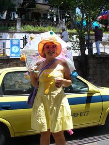 043 Rio De Janeiro, Santa Teresa District, Bandas_Street Carnival Parade