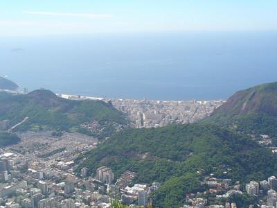 014 Rio De Janeiro, Copacabana Beach, 4 5 km long