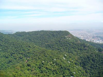 017 Rio De Janeiro, Corcovado, Parque Nacional Da Tijuca, 120 km2