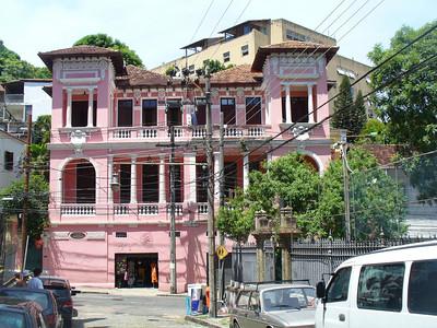 039 Rio De Janeiro, Santa Teresa District