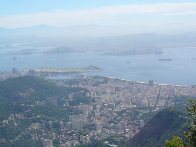 011 Rio De Janeiro, Santos Dumont Domestic Airport and the Flamengo Beach