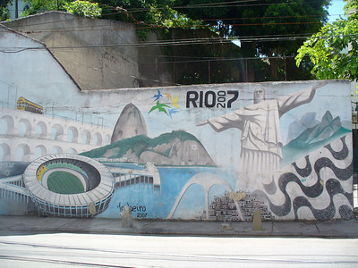 022 Rio De Janeiro, Santa Teresa District, Artwork